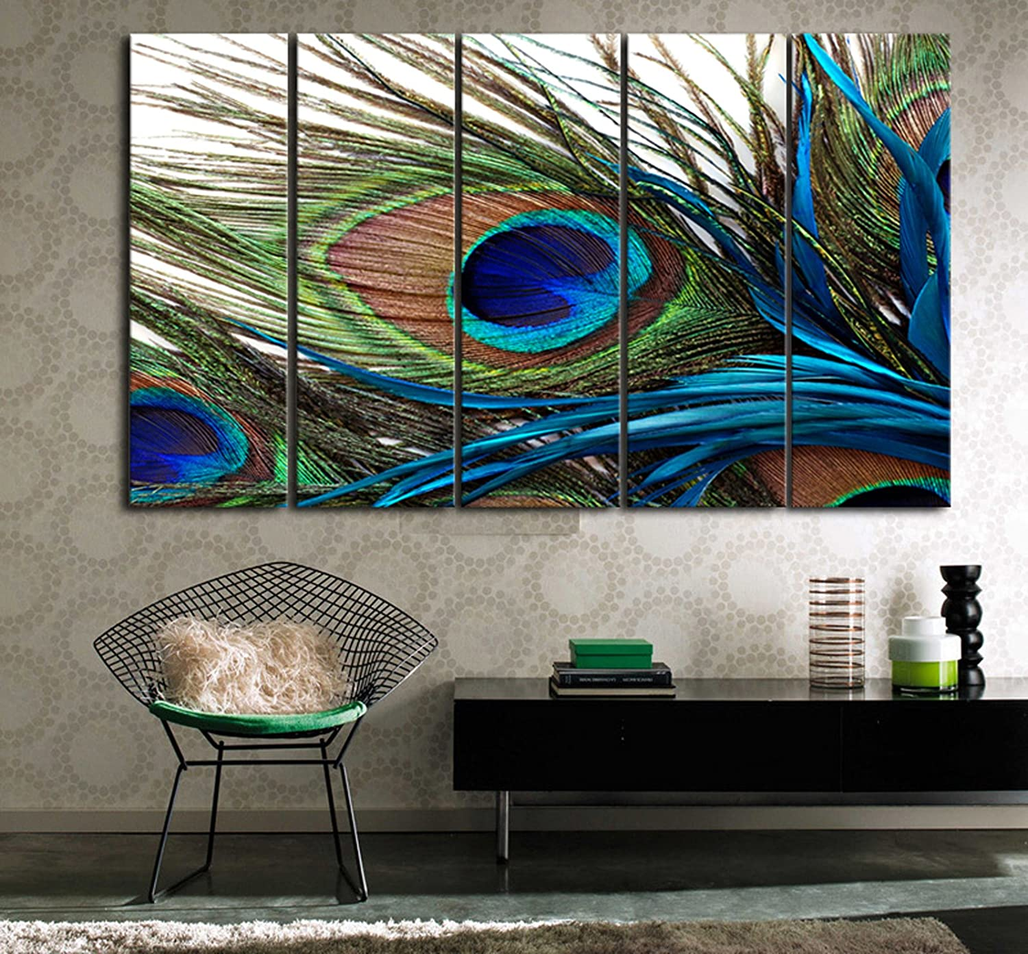 12 Peacock Themed Home Decor My Small Apartment