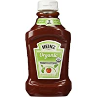 2-Pack Heinz Organic 88 Ounce Tomato Ketchup