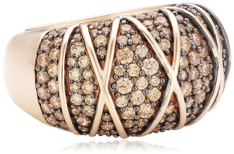 Joop Damen-Ring 925 Sterling Silber Zirkonia Mosaics rosa JPRG90724C günstig kaufen