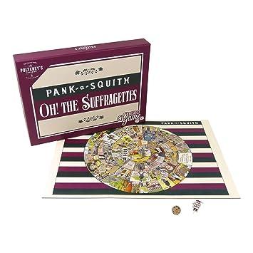 Suffragettes Pank-a-Squith Jeu De Société