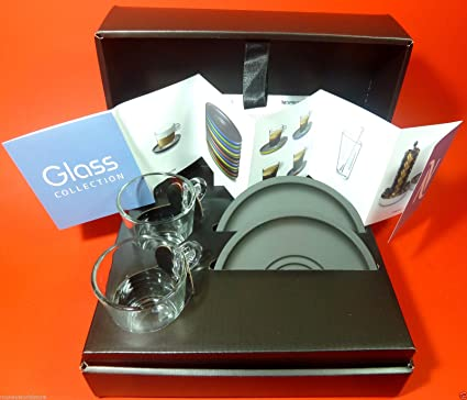 Nespresso Set Glass Collection