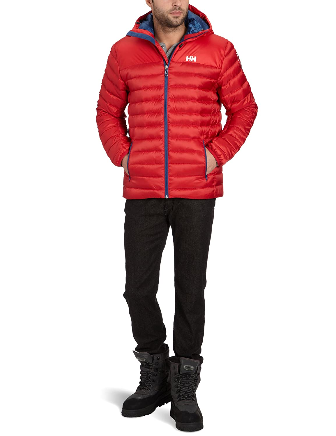 Helly Hansen Herren Hooded Skijacke Insulator