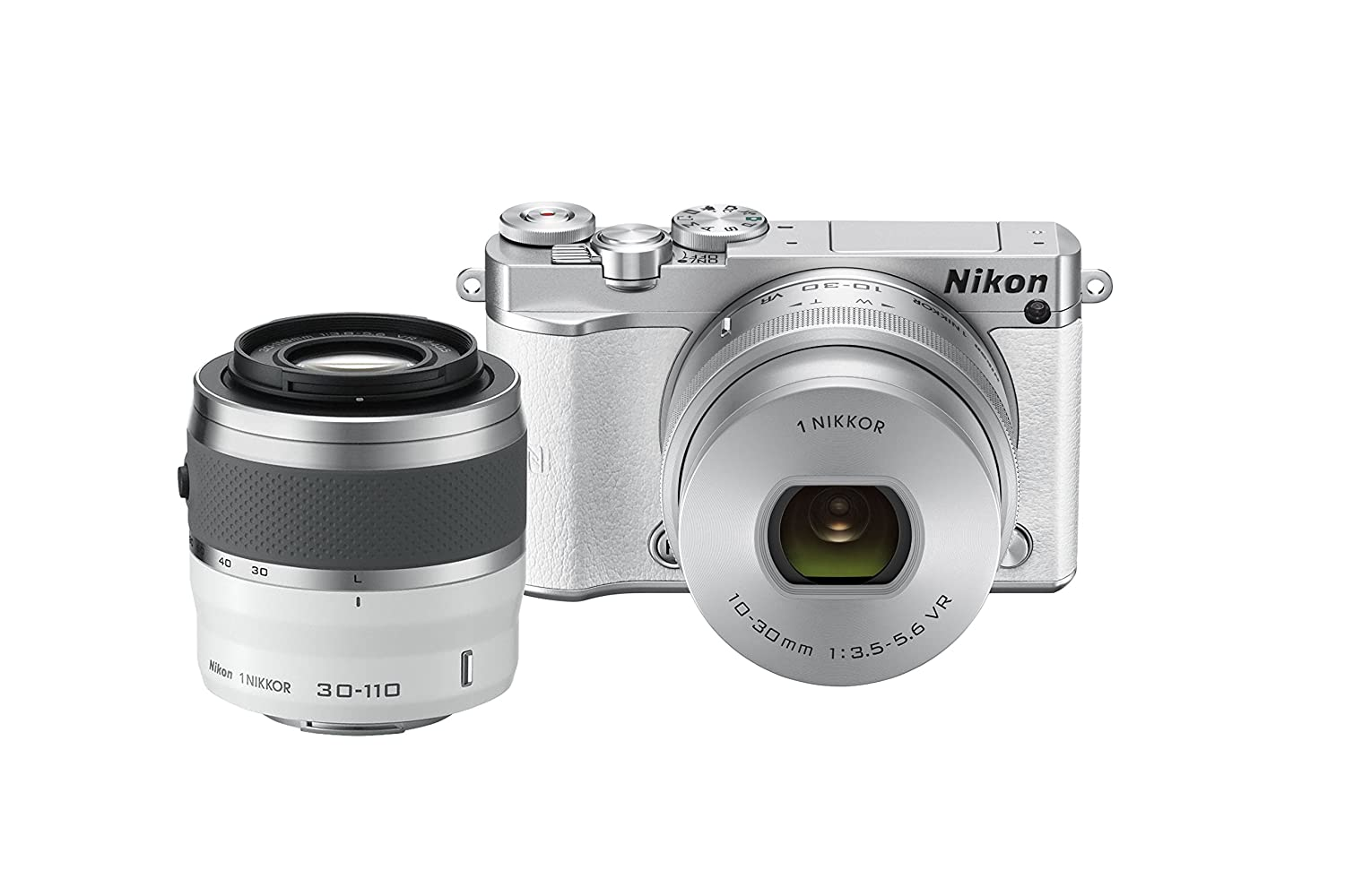 Nikon Nikon 1 J5 Mirrorless Digital Camera (With 30-110mm Lens)