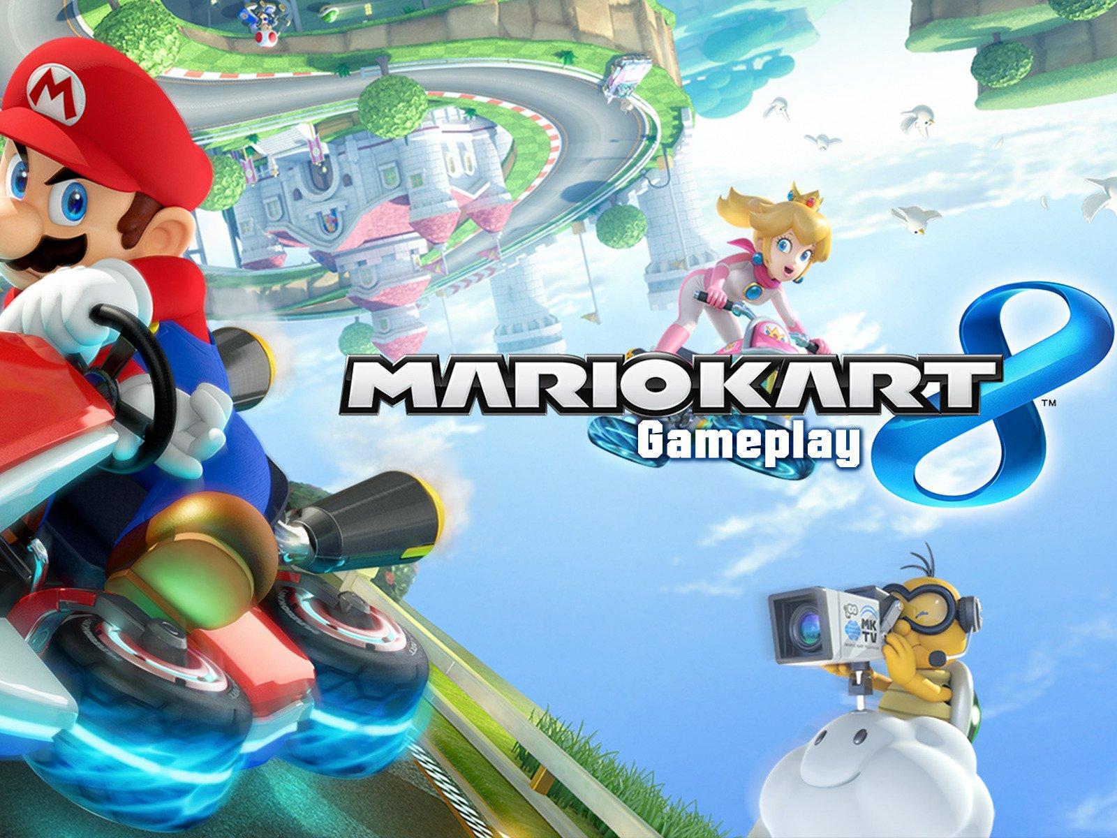 Mario Kart 8 - Season 1