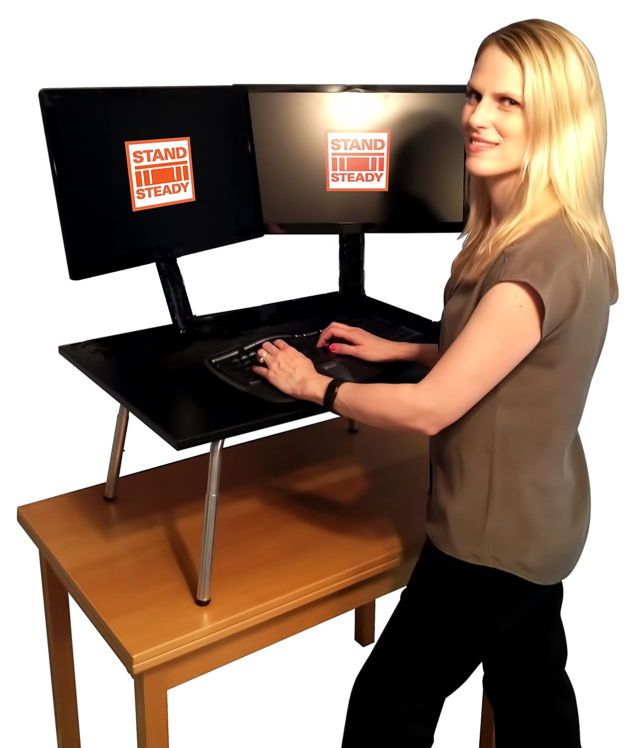 The Executive Stand Steady Standing Desk