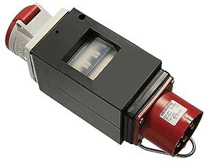 as  Schwabe Mixo Adapter 60703 Nahe, 1 CEE Gerätestecker 32 A, auf 1 CEE Steckdose 16 A, mit wiedereinschaltbarer Absicherung  BaumarktÜberprüfung und Beschreibung