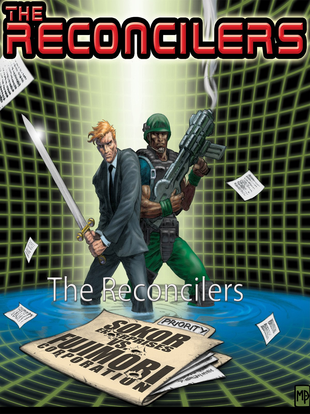 The Reconcilers on Amazon Prime Video UK