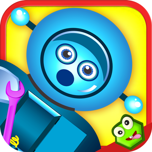 Robot Doctors Clinic - Games For Baby Kids