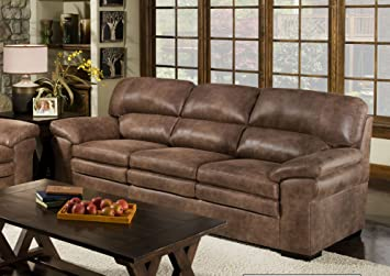 Chelsea Home Furniture Montgomery Sofa, Shogun Mocha