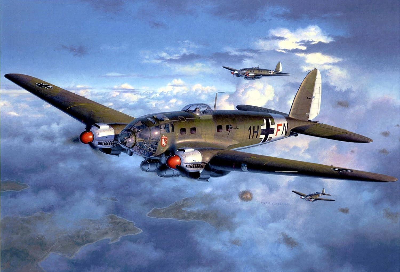 Heinkel He 111 Bomber Amazon com Heinkel He-111H6