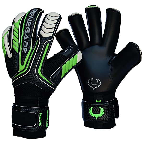 R- GK Vulcan Abyss Roll Cut (Size 8) Soccer Goalie Gloves Youth ... c022c2cd8f