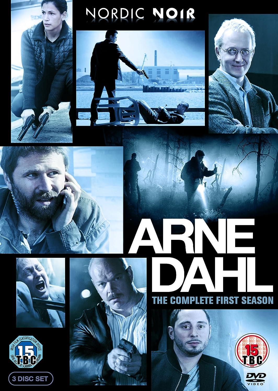 Arne Dahl: Complete First Season (UK link)