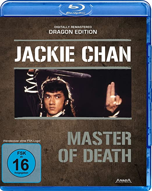 Master of Death (Blu-ray)