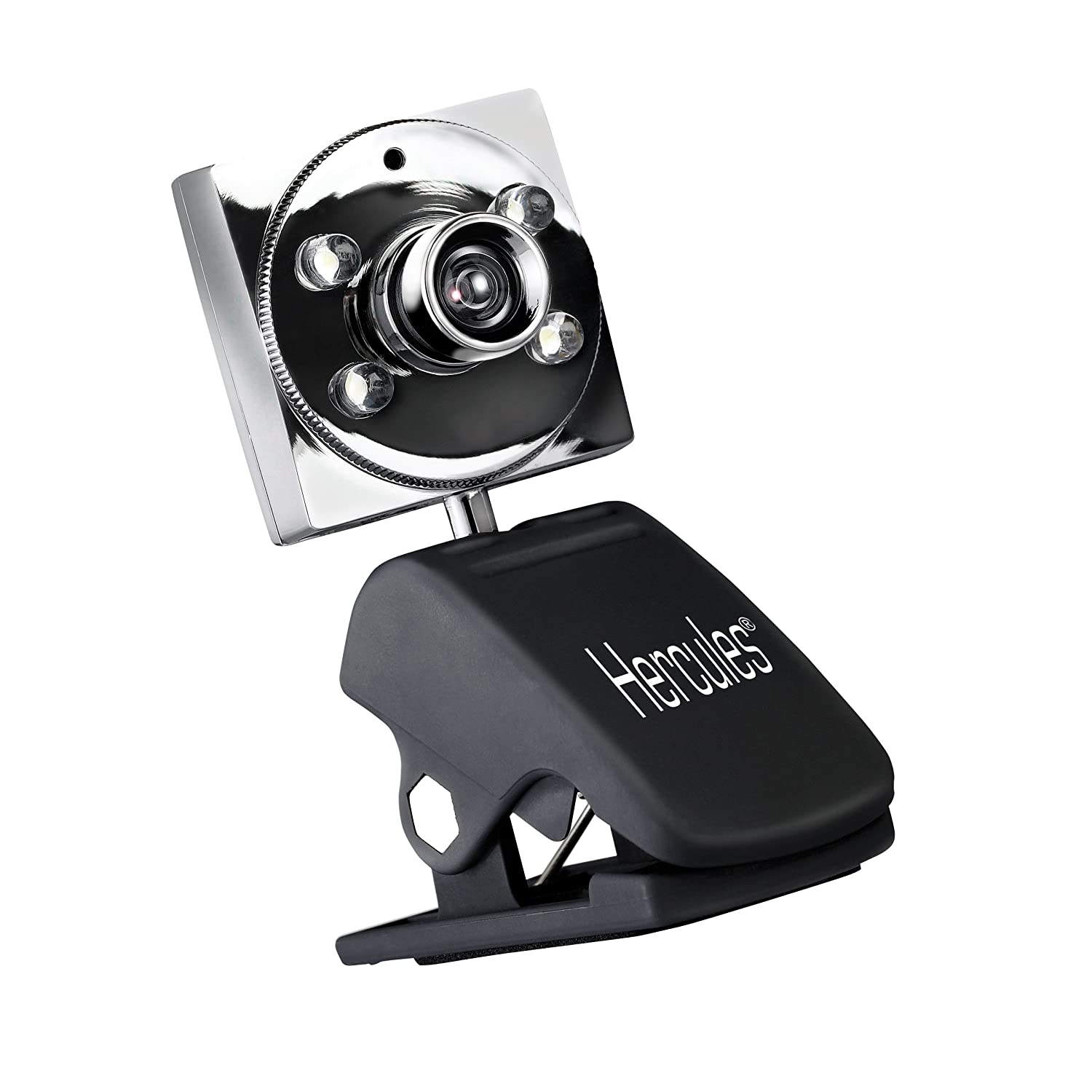 Hercules Deluxe Optical Glass Webcam