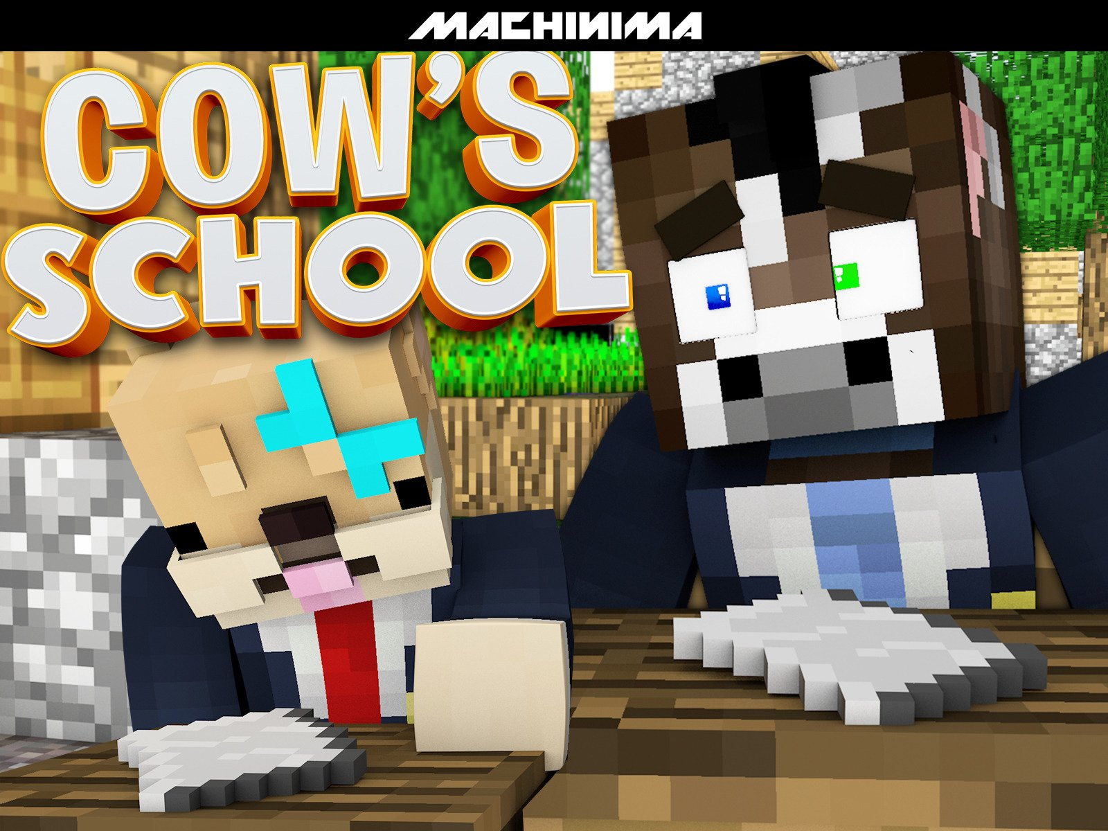 Clip: Cow's School - Season 3