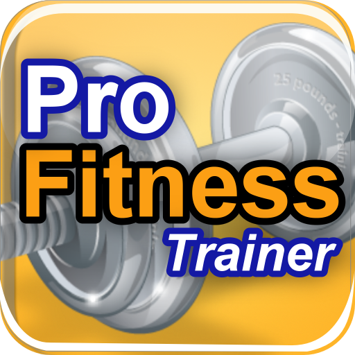 Profitness Trainer Iappndroid For Gym & Home