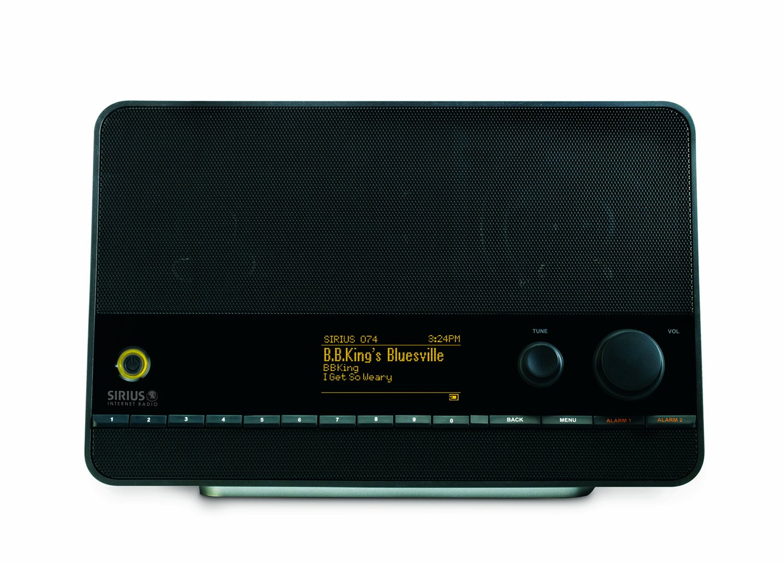 SiriusXM TTR1 Tabletop Internet Radio