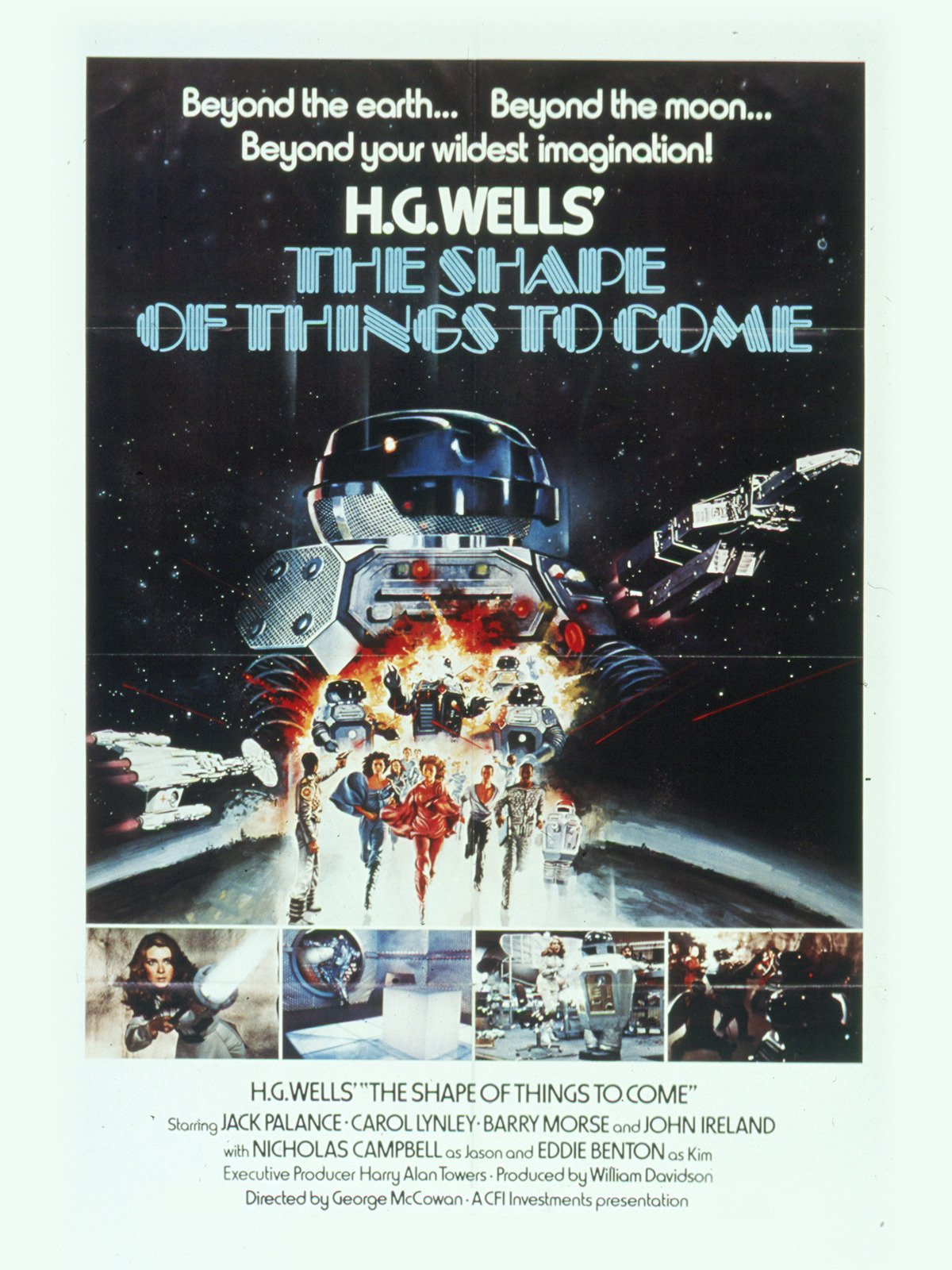 The Shape Of Things To Come on Amazon Prime Instant Video UK