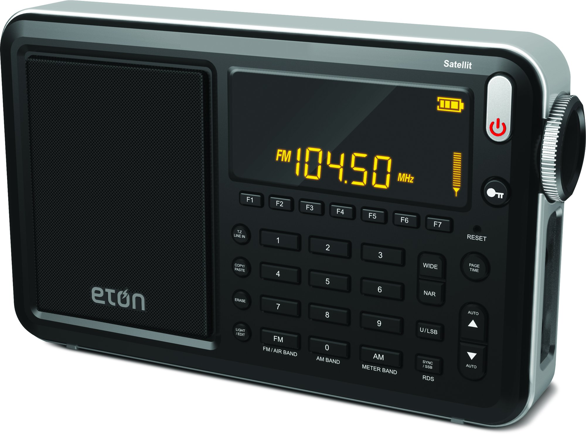 Eton Ngwsatb Satellit Am Fm With Rds And Shortwave Radio Manual Guide