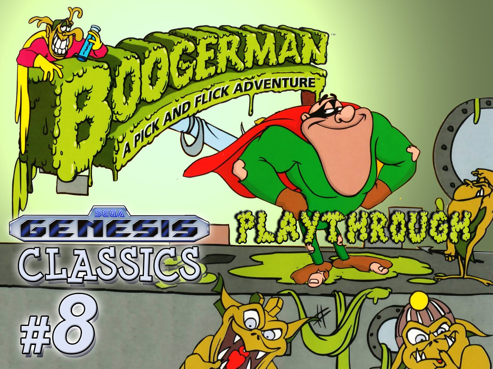 Clip: Boogerman - Season 1