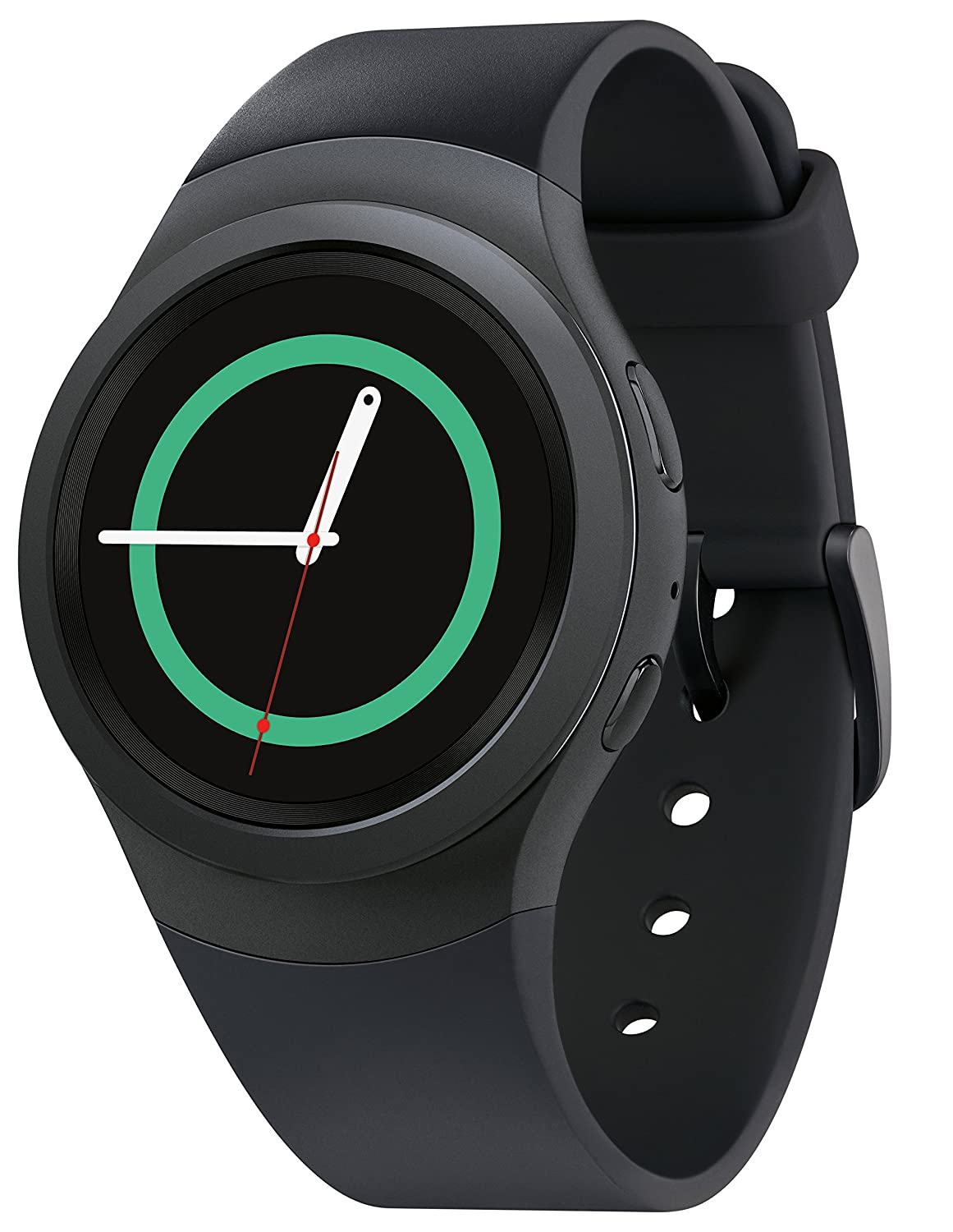 Samsung Gear S2 SM-R7200ZKAXAR Smartwatch for Most Android Phones - Dark Gray