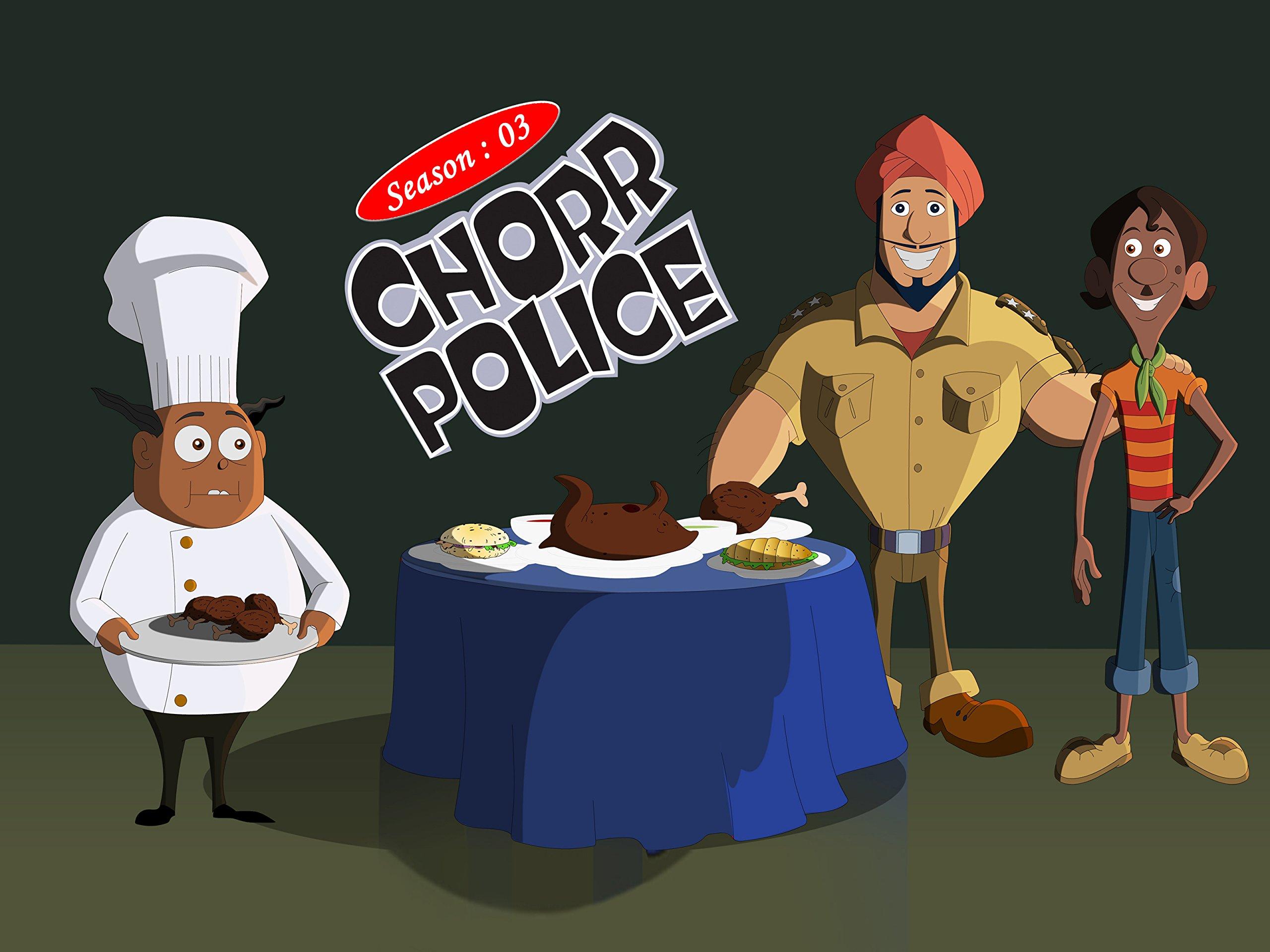 Chorr Police Season 03 - Season 3