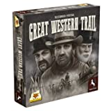 Great Western Trail Board Game (Color: Multi-colored)