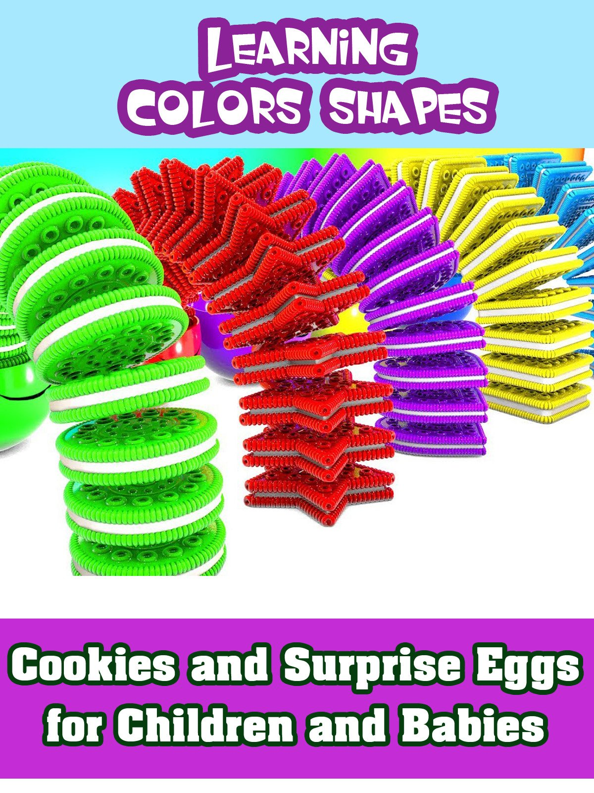Learn Colors Shapes