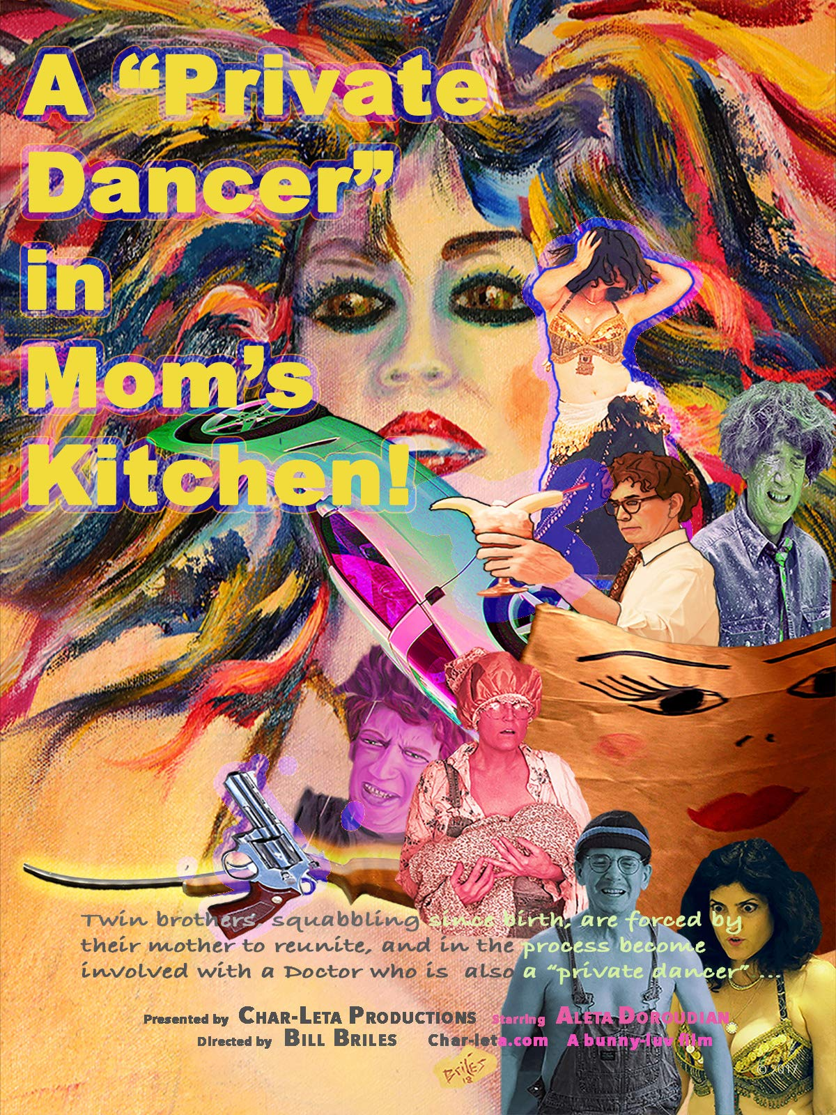 "A ""Private Dancer"" in Mom's Kitchen! on Amazon Prime Video UK"