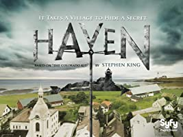 Haven Season 1 [HD]