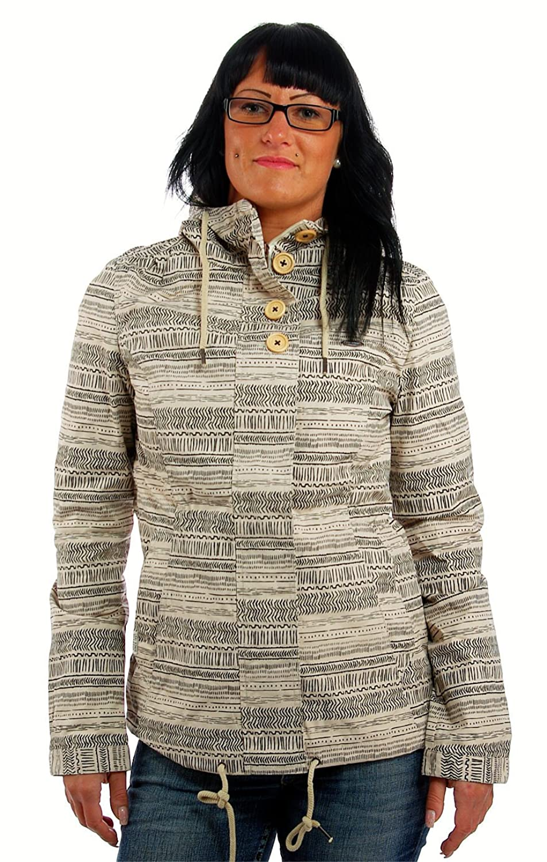 Ragwear Lynx Native Jacket Creme Brulee Womens Jacke Winterjacke girls Damen