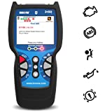 Innova Color Screen 3150f Code Reader/Scan Tool with ABS/SRS and Bluetooth for OBD2 Vehicles (Color: Color Screen with Bluetooth)