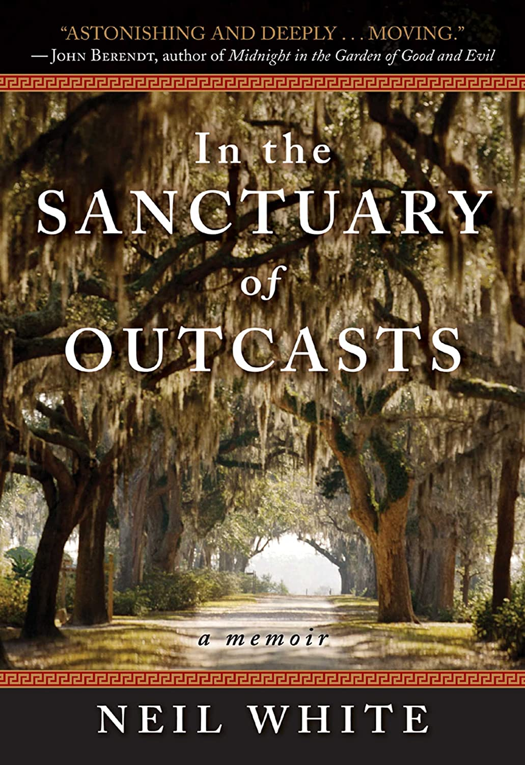 In the Sanctuary of Outcasts by Neil White | The Magic of Books