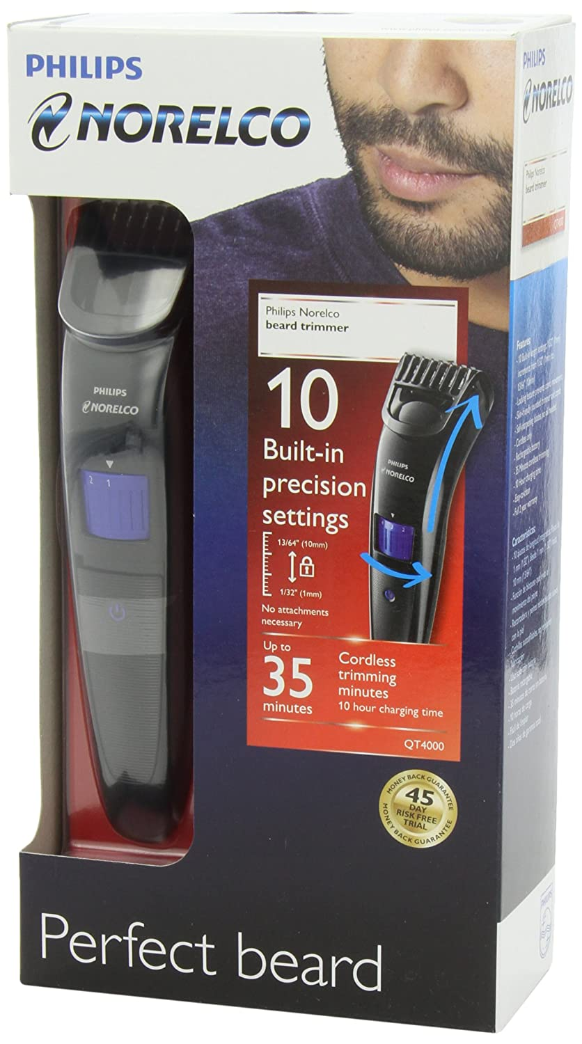 new philips norelco multigroom grooming kit rechargeable beard body shaver. Black Bedroom Furniture Sets. Home Design Ideas