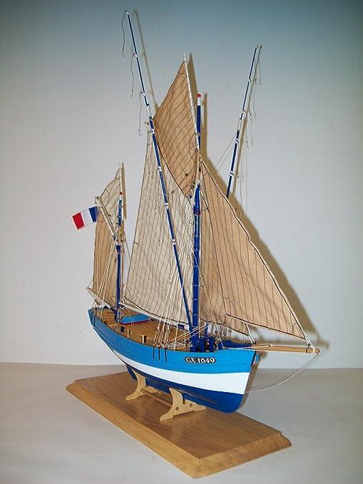 Soclaine - SG1020 - Maquette - Saint Gildas - Echelle 1:50