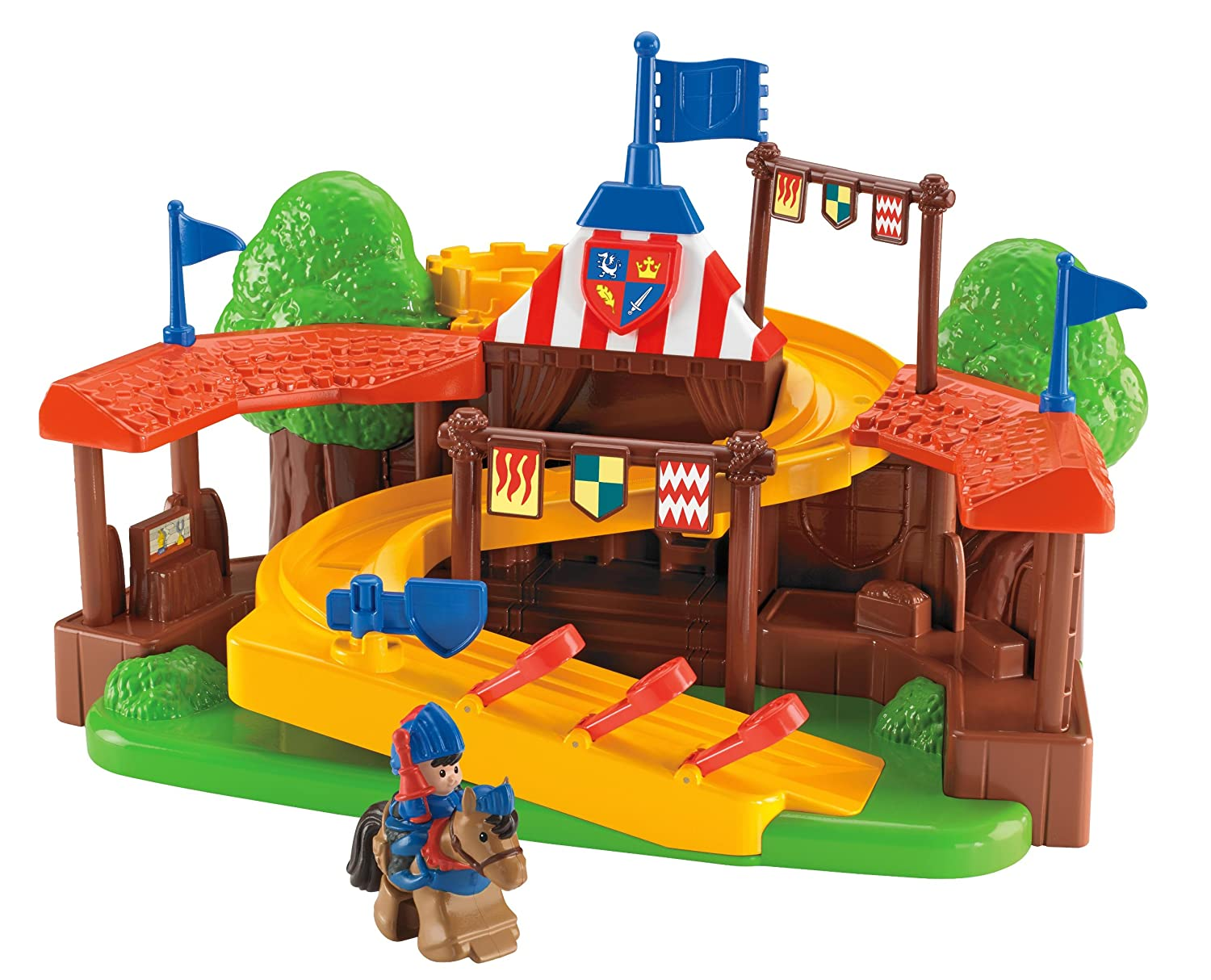 Mike the Knight Klip Klop Arena Playset