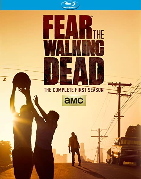 Fear the Walking Dead: Season 1 [Blu-ray]