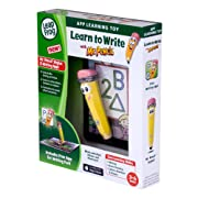LeapFrog Learn to Write with Mr. Pencil Stylus & Writing App (works with iPhone 4/4s/5 iPod touch 4G & iPad)