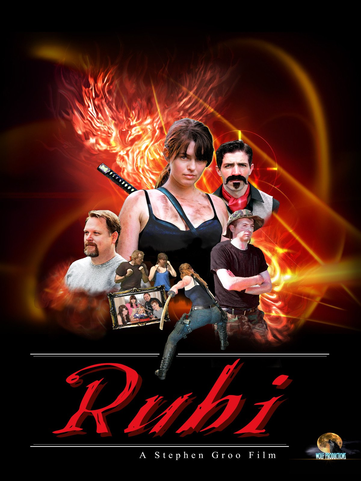 Rubi on Amazon Prime Instant Video UK