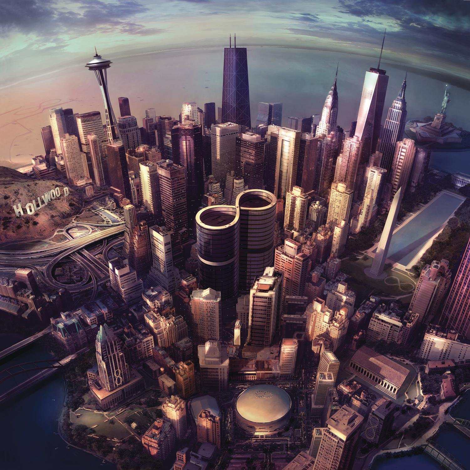 "Foo Fighters ""Sonic Highway"""