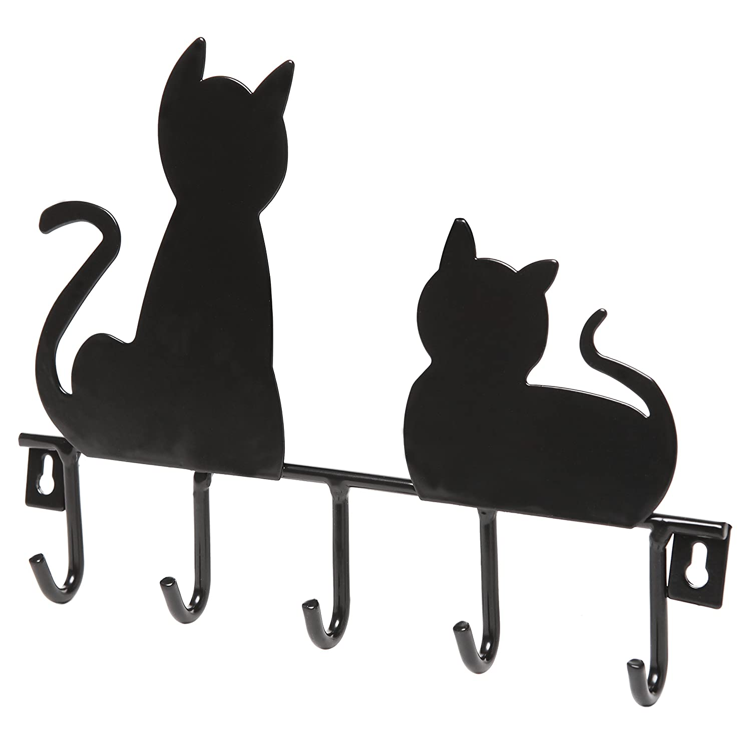 animal decorative wall hooks two cats together wall hooks lovely and awesome
