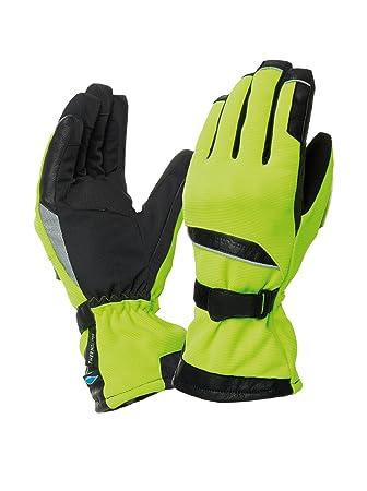 Tucano urbano 9917MYF4 fLAMING-hiver imperméable et respirant cE gants écran tactile et fluorescent jaune-taille m
