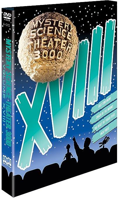 Amazon.com: Mystery Science Theater 3000, Vol. XVIII (Lost Continent / Crash of the Moons / The Beast of Yucca Flats / Jack Frost): Joel Hodgson, Michael J. Nelson, Bill Corbett, Kevin Murphy: Movies & TV