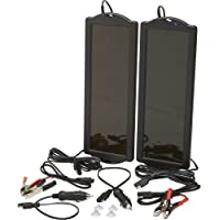 2-Pack Ironton 12 Volt 1.5 Watt Output Amorphous Solar Panels