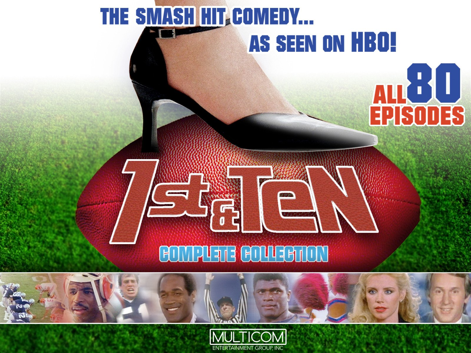 1st & Ten - Season 4