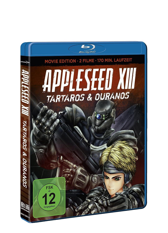 Appleseed XIII - Tartaros/Ouranos, Blu-ray