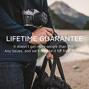 KUVRD Universal Lens Cap 2.0 - Fits 99% DSLR Lenses, Element Proof, Lifetime Coverage, Magnum, 10-Pack (Tamaño: 10-Pack)