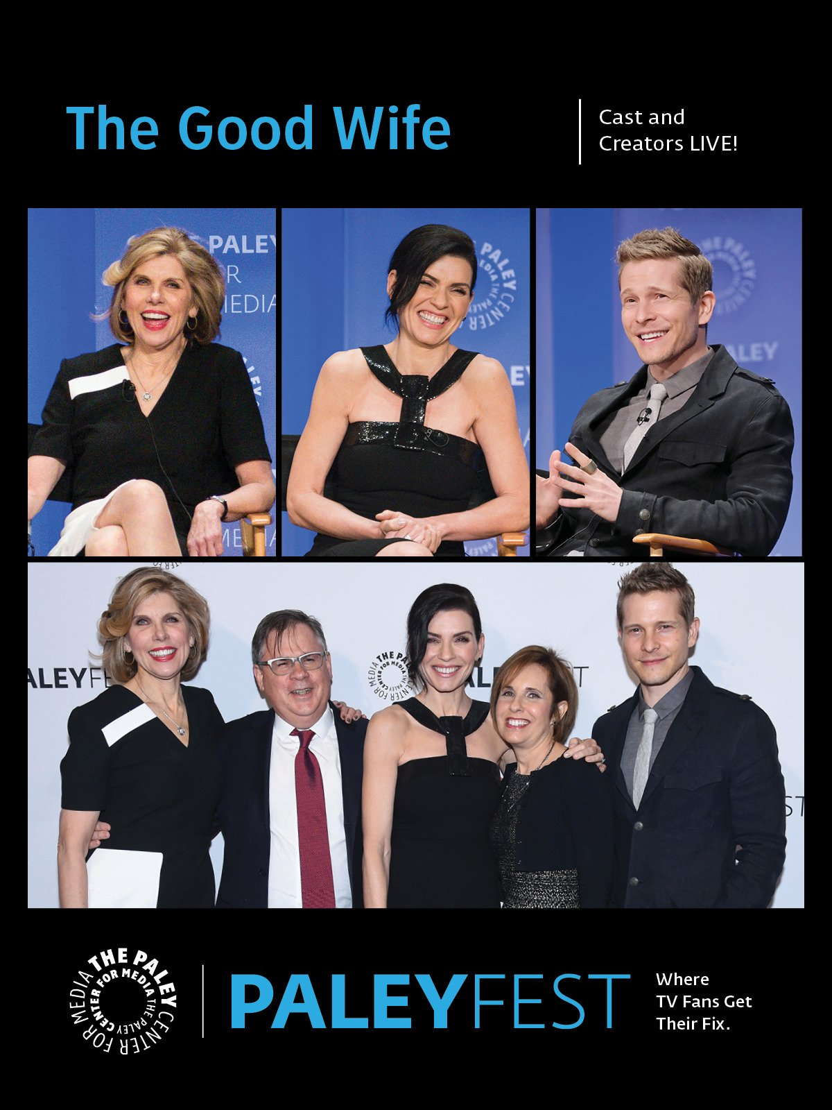 The Good Wife: Cast and Creators PaleyFest