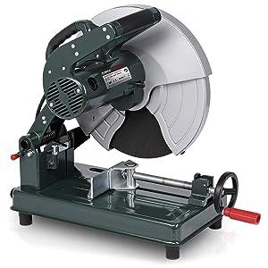 Metallkappsäge, Metallkreissäge 2000 Watt  POW XQ5390  BaumarktKundenbewertung und weitere Informationen