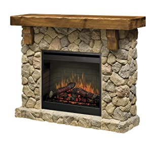 <strong>Dimplex SMP-904-ST Fieldstone Pine and Stone-look</strong> width=